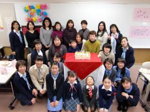 25周年記念式典 おめでとう!
